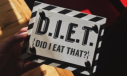 Οι δίαιτες που δεν πρέπει να ακολουθήσεις ποτέ!