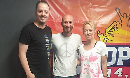 Δημήτρης Παπαδόπουλος στον ΣΠΟΡ FM: «Δεν θα ξεχάσω ποτέ τη στιγμή που είδα τον Ρονάλντο να κλαίει»