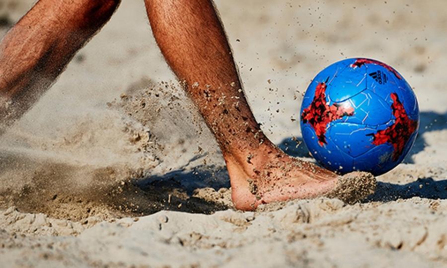 Οι κληρώσεις των Beach Handball και Beach Soccer των Μεσογειακών Παράκτιων Αγώνων της Πάτρας