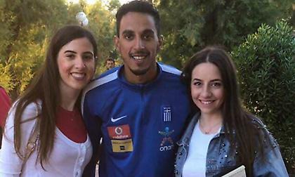Ζέκα στο sport-fm.gr: «Είναι δύσκολο παιχνίδι, αλλά θα πάμε να κερδίσουμε - Είμαστε σαν οικογένεια»