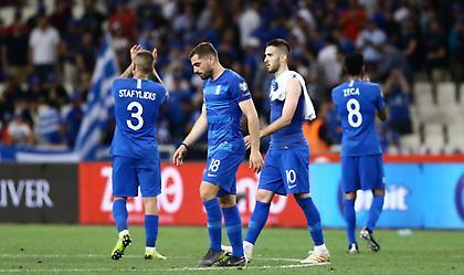 Τα highlights από τη νίκη της Ιταλίας κόντρα στην Ελλάδα