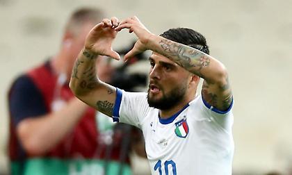 Ινσίνιε: «Μεγάλο βήμα για το Euro αυτή η νίκη»