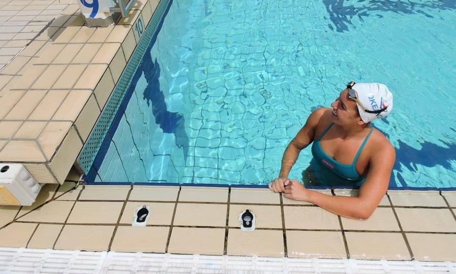 Παυλοπούλου στο sport-fm.gr: «Θέλω να αφήσω το στίγμα μου στην κολύμβηση»