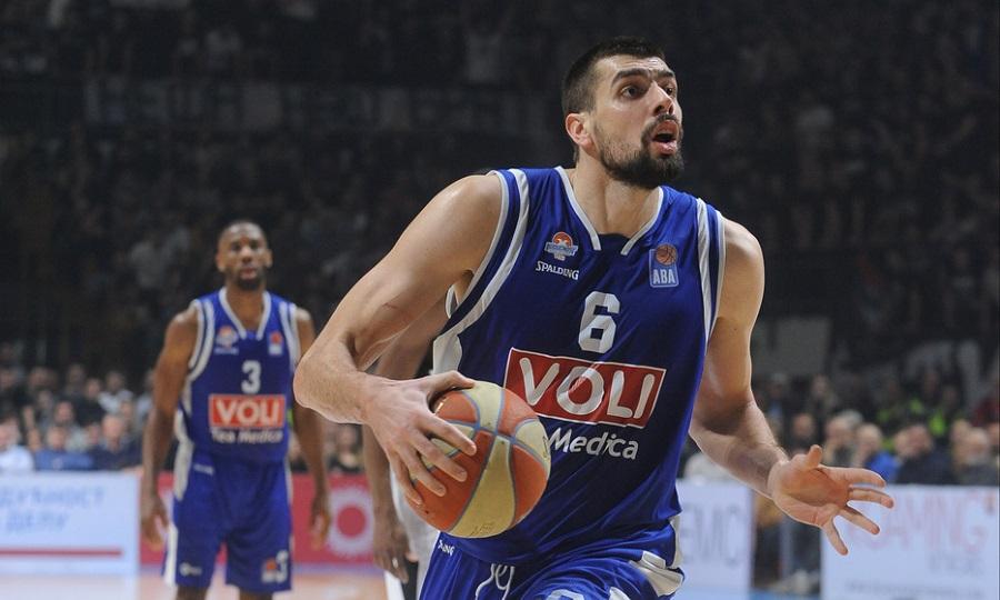 Πλήγμα με Μπάροβιτς στο Μαυροβούνιο ενόψει Παγκοσμίου!