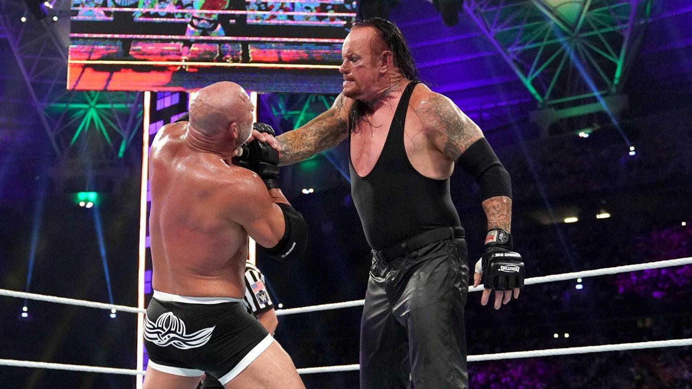Όλα τα αποτελέσματα από το Super Show Down του WWE