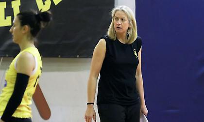 Ανέλαβε πρώτη προπονήτρια στην Ηλιούπολη η Μεμετζή
