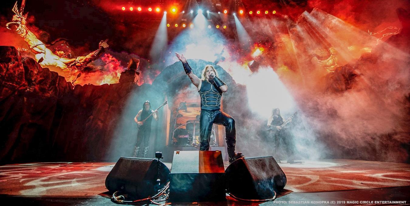Οι Manowar στο Release Athens: Ωρες εμφάνισης και τελευταίες λεπτομέρειες