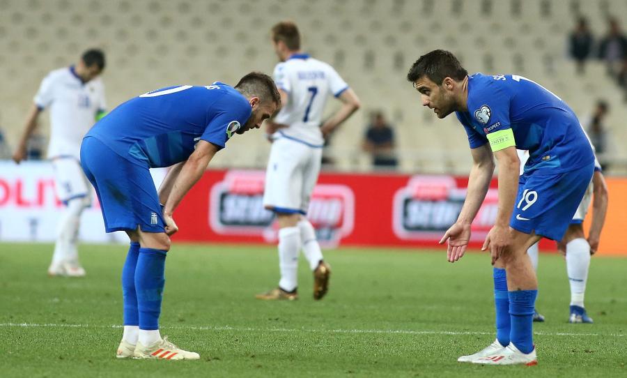 Τα highlights από την ταπεινωτική ήττα της Εθνικής από την Αρμενία (videο)