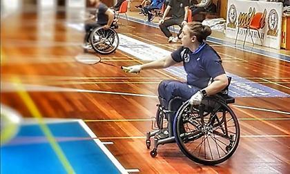 H Κοροκίδα στο Παγκόσμιο Πρωτάθλημα Para Badminton