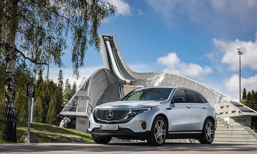 Mercedes EQC: Το απόλυτο ηλεκτρικό SUV