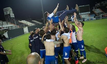 Δημητρίου στο sport-fm.gr: «Είμαστε Ομάδα- Πιστεύουμε θα έρθει το θετικό αποτέλεσμα»