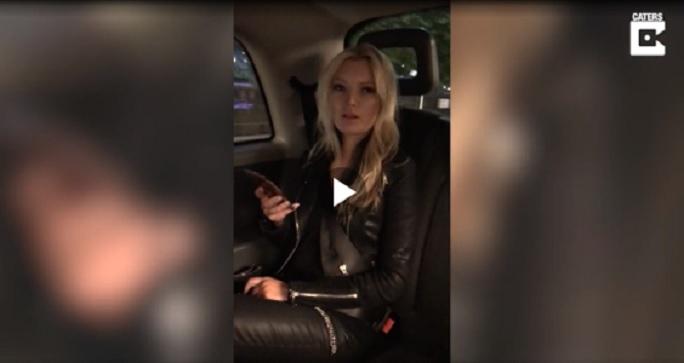 Ζει την κάθε μέρα σαν να είναι η... Kate Moss! (video)