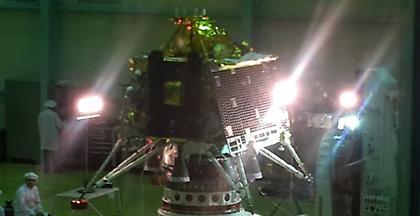 Chandrayaan-2: H Ινδία προσπαθεί ξανά να πάει στο Φεγγάρι (video)