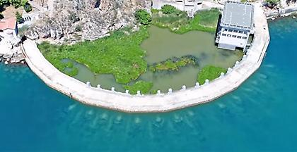 Πτήση πάνω από την Δίνη: Τα νερά που θα έσωζαν την Αθήνα από λειψυδρία (vid)