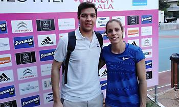 Στεφανίδη στο sport-fm.gr: «Έχω βρει τα πατήματά μου ενόψει του Παγκόσμιου Πρωταθλήματος»