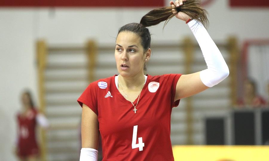 Επιστρέφει στον Ολυμπιακό η Λαζάρεβιτς!