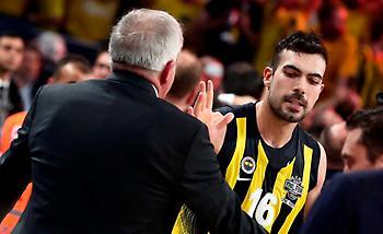 Ομπράντοβιτς: «Περήφανος που είμαι προπονητής του Σλούκα, συνεχίζω να πιστεύω στους παίκτες μου»