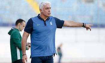 Τέλος από την Εθνική Ελπίδων ο Νικοπολίδης!