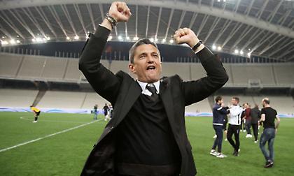 Λουτσέσκου: «Όταν ήρθα οι οπαδοί του ΠΑΟΚ με έβλεπαν ως αντίπαλο, τώρα είμαι χαρούμενος»