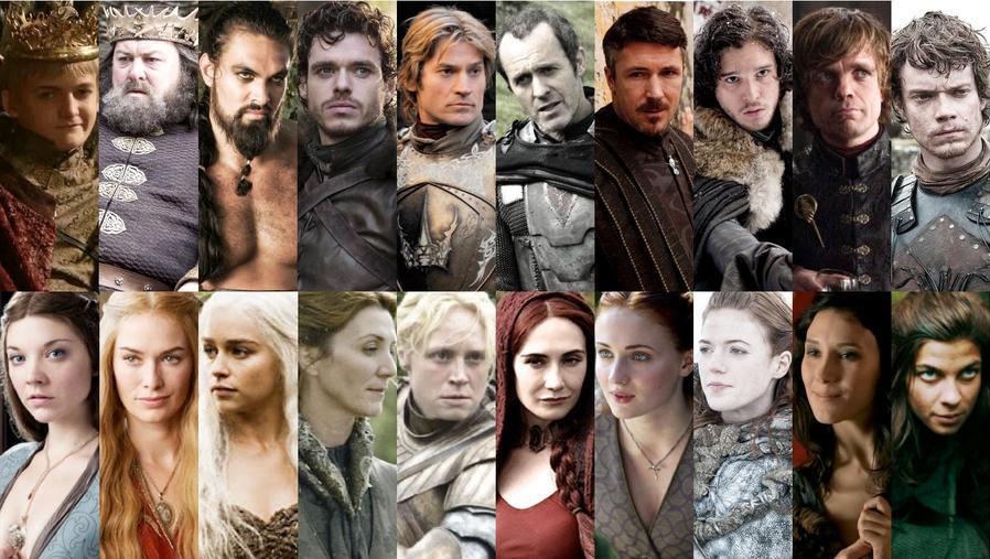 Ποιοι σκότωσαν αυτούς τους 25 χαρακτήρες στο Game of Thrones; Αποκλείεται να τους θυμάστε όλους!