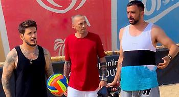 Ο Μπρούνο Τσιρίλο… παίζει μπάλα στο νέο βίντεο κλιπ του STAN!