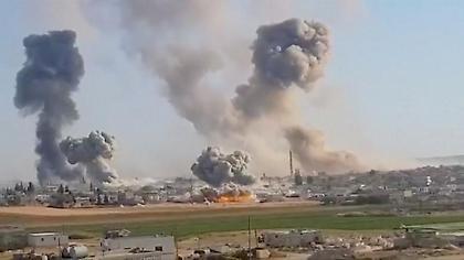 Σκληρές μάχες στη βορειοδυτική Συρία - 35 νεκροί