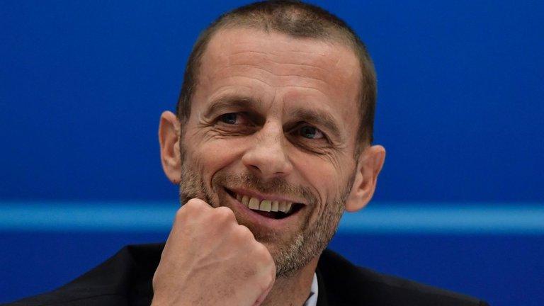 Επίθεση από τον πρόεδρο της UEFA στις αγγλικές ομάδες
