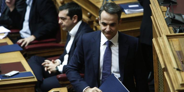 Δείχνουν αυτοδυναμία οι τελευταίες δημοσκοπήσεις για ΝΔ και ΣΥΡΙΖΑ