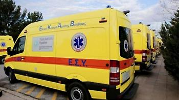 Αργυρούπολη: 12χρονος παρασύρθηκε από ταξί - Νοσηλεύεται στο Παίδων