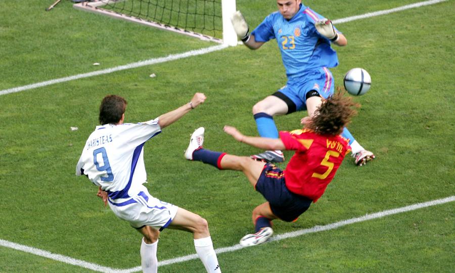 Ισπανία μου, «αμαρτία» μου...