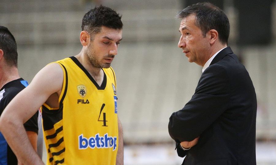 Ξανθόπουλος: «Δεν μπορεί να κριθεί επιτυχημένη για την ΑΕΚ η χρονιά»