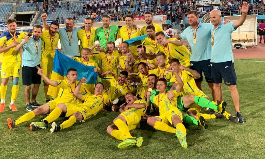 Πρωταθλήτρια Ευρώπης η Ουκρανία στο Ευρωπαϊκό Κωφών