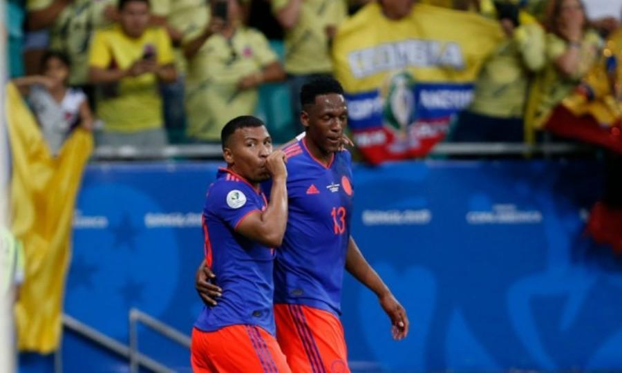 «Ξέρανε» την Αργεντινή η Κολομβία