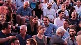 Κυριάκος Μητσοτάκης: Στη συναυλία των Jethro Tull στο Ηρώδειο με την κόρη του