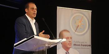 O Βελόπουλος επιτέθηκε στον Μητσοτάκη -Αλλά εκτίμησε ότι η ΝΔ θα είναι αυτοδύναμη