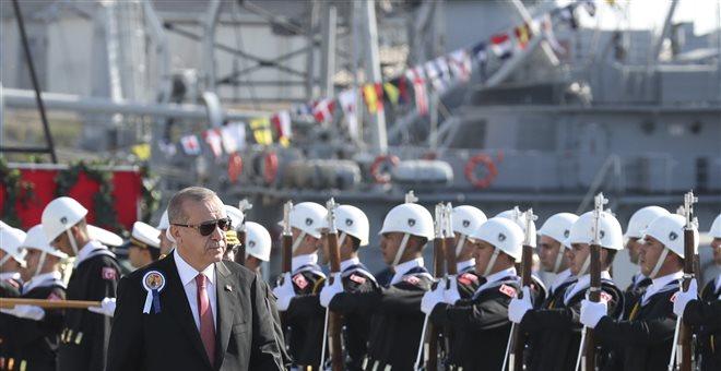 Ερντογάν: «Ατζαμής ο Μακρόν-Έχουμε δικαιώματα στην Κύπρο»