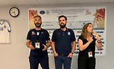 Δημητρίου στον ΣΠΟΡ FM: «Κάναμε περήφανους τους Έλληνες, επόμενος στόχος η διάκριση στο Παγκόσμιο»