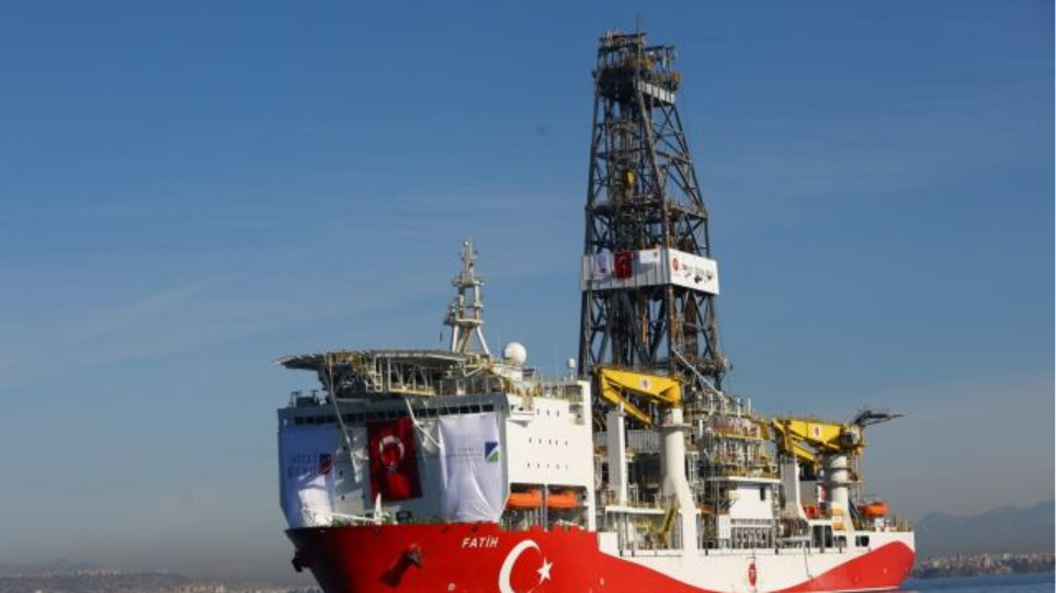 Λευκωσία: Ενδείξεις για έναρξη της τουρκικής γεώτρησης