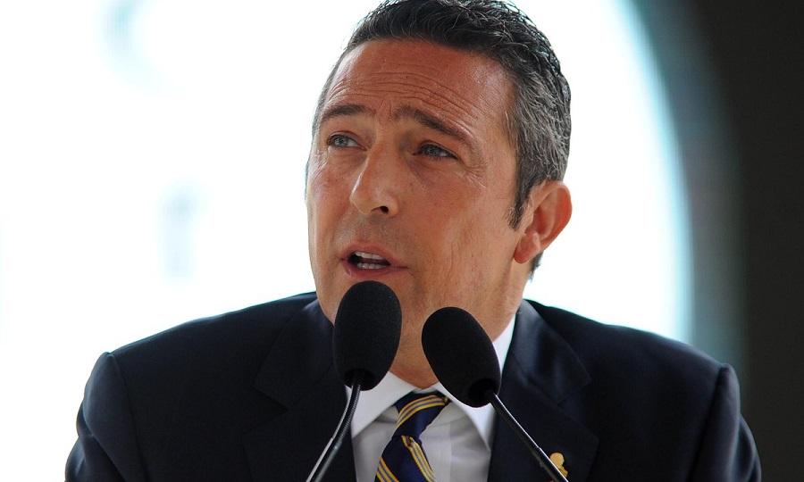 Πρόεδρος Φενέρ: «Δεν θα μειώσουμε το μπάτζετ των 30 εκατ. δολαρίων!»