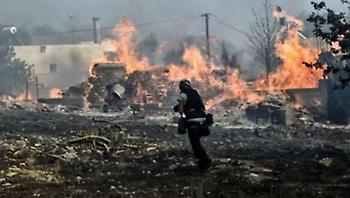 Τρία μέτρα των Σουηδών για το σβήσιμο των φωτιών που στην Ελλάδα δεν θα δούμε ποτέ