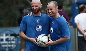 Πλησίασαν, αλλά δεν έσπασαν το ρεκόρ Παπαδόπουλος και Γιαννακόπουλος (vids)