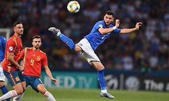 Οι ενδεκάδες στο Ισπανία Κ21-Ιταλία Κ21 δεν υπάρχουν!