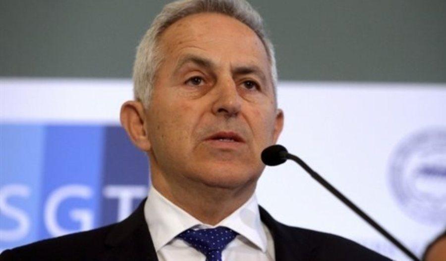 Δεν θα είναι υποψήφιος στις εθνικές εκλογές ο Αποστολάκης