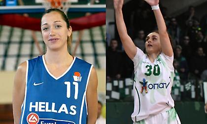 Η Κατερίνα Χαλικιά και η Σοφία Σιγάλα θα είναι στη Ρόδο για το GalisBasketball 3on3!