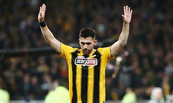 Μπακασέτας: «Αγάπησα την ΑΕΚ, γιατί εκτός από καλύτερος παίκτης, έγινα και καλύτερος άνθρωπος»