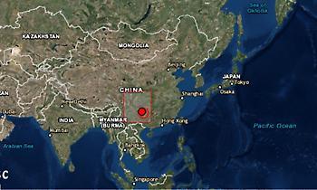 Σεισμός στην Κίνα: Έξι νεκροί και 75 τραυματίες από τα 6 Ρίχτερ στην επαρχία Σετσουάν