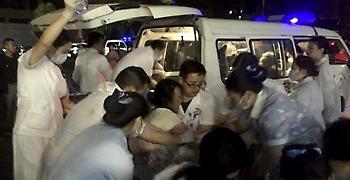 Κίνα: Τουλάχιστον 12 νεκροί και 134 τραυματίες εξαιτίας ισχυρού σεισμού