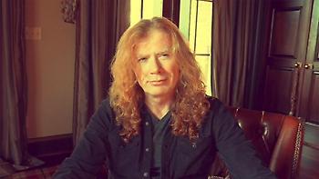 Ο τραγουδιστής των Megadeth ανακοίνωσε ότι έχει καρκίνο στον λάρυγγα