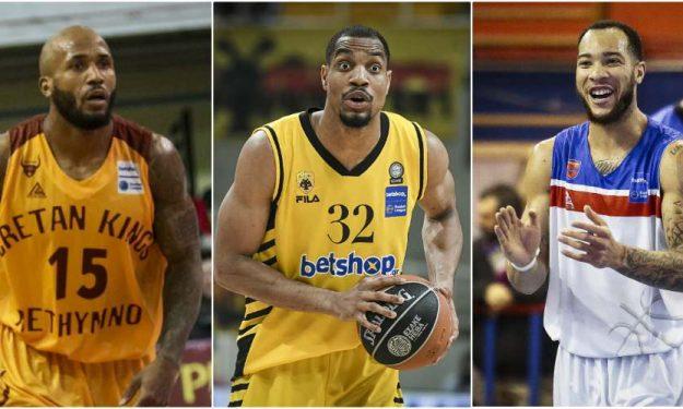 Basket League: Τα κορυφαία «πιστόλια» του πρωταθλήματος!