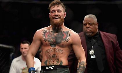 Επιστρέφει στο UFC μέσα στο 2019 ο ΜακΓκρέγκορ